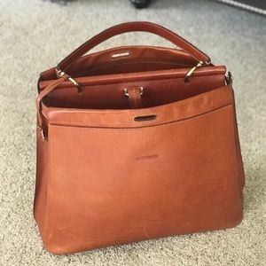 ISO DOONEY & BOURKE SATCHEL